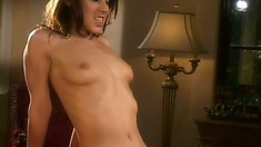 Sultry lesbians are so happy to spread their legs and feel playful tongues on clits