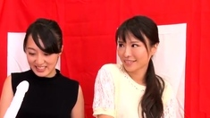 Japanese teen toyed and creampied