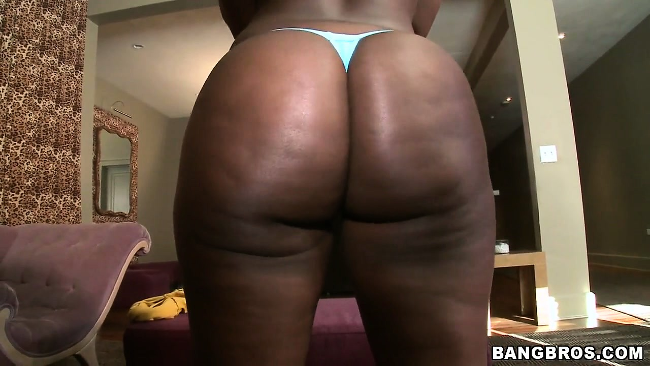 Naked black girls with big booty