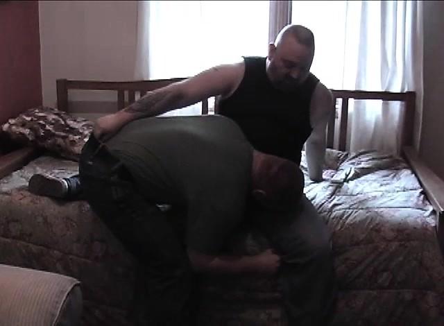A dick pumping jerk off