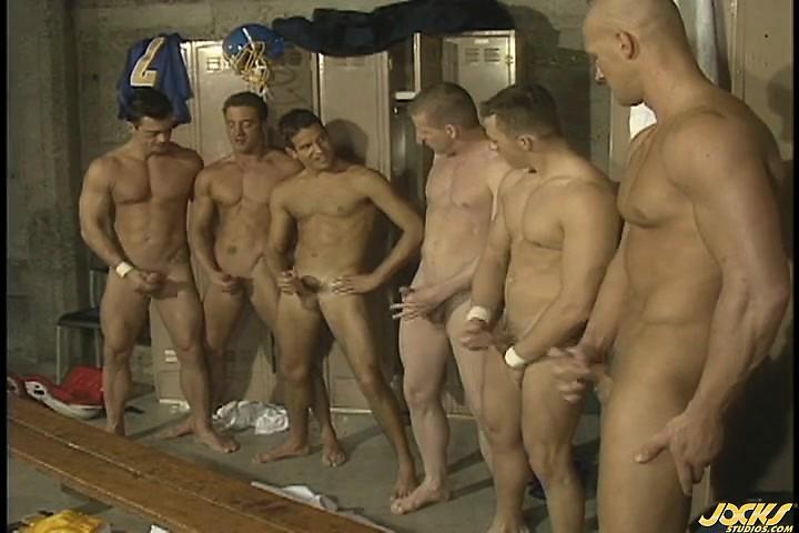Gay orgie video