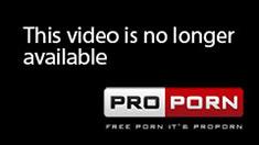 Gorgeous brunette mom with stockings masturbates