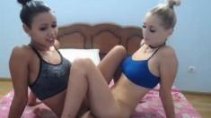 Amateur pov lesbo girlfriends lick wet pussy