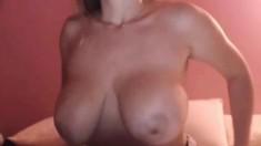Gorgeous Milf Big Natural Tits Webcam