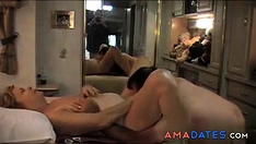 Wife Films Her Sister Getting Enjoyed By Her Own Husband