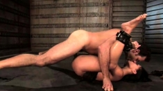 BDSM big cock hardcore